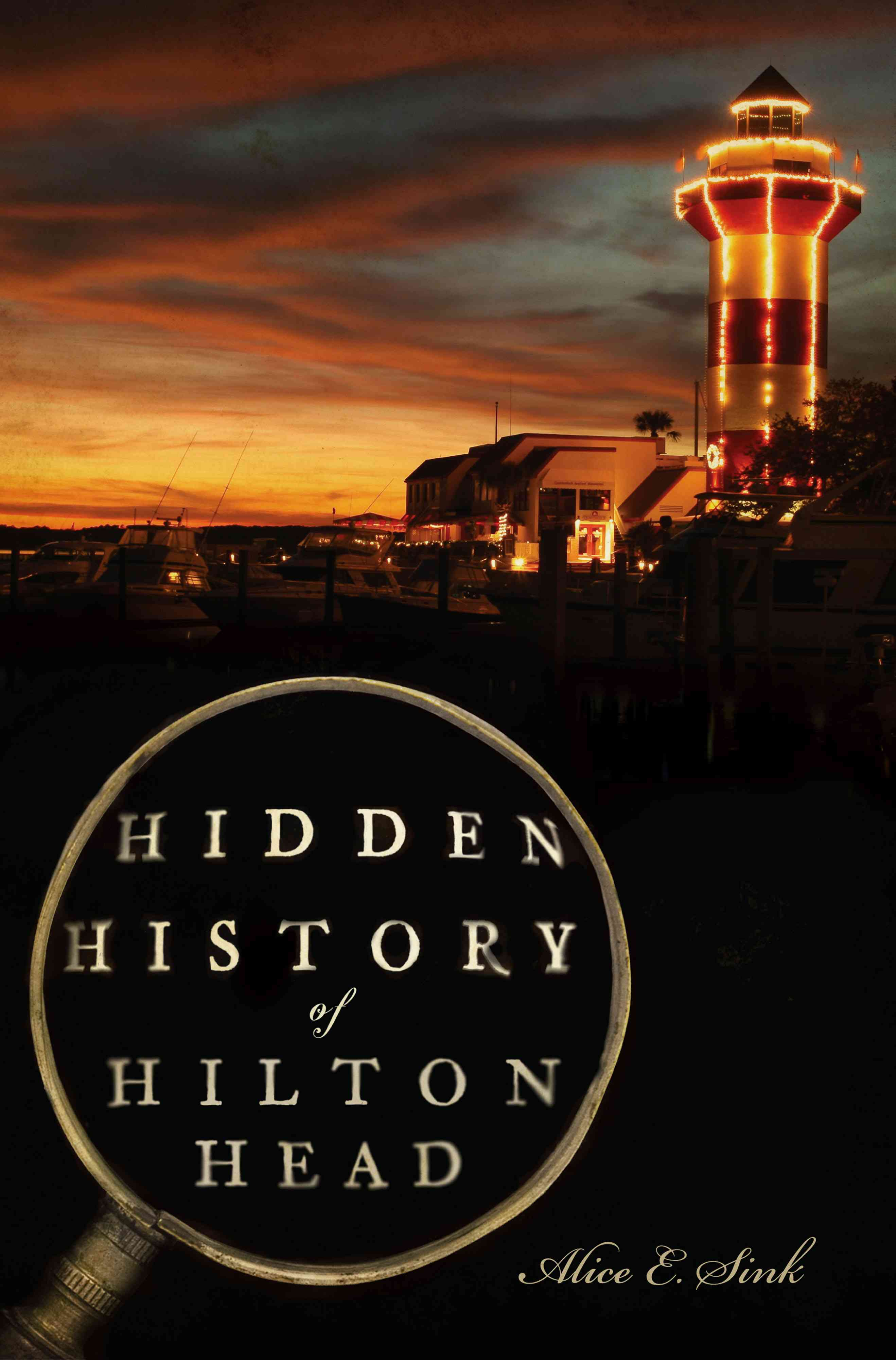 Hidden History of Hilton Head By Sink, Alice E.